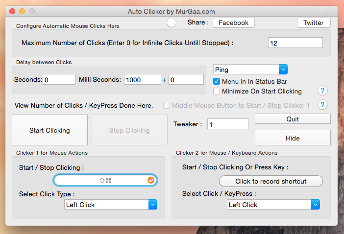Best free auto clicker mac